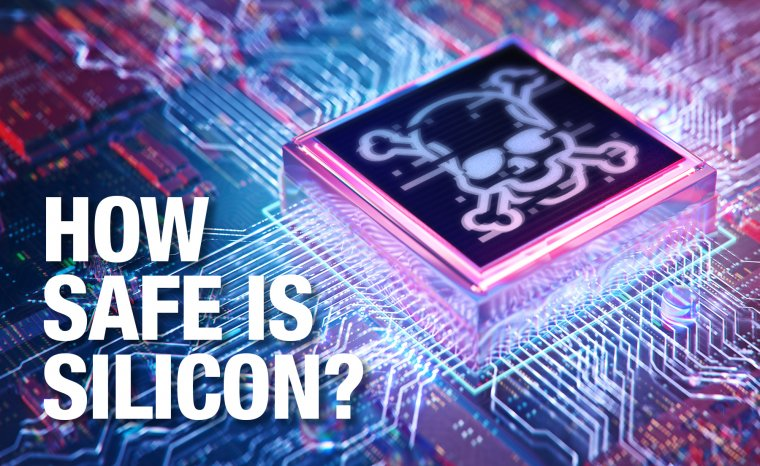 How safe is smartphone silicon?