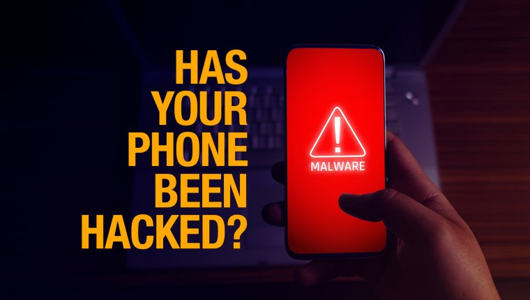 Has your phone been hacked