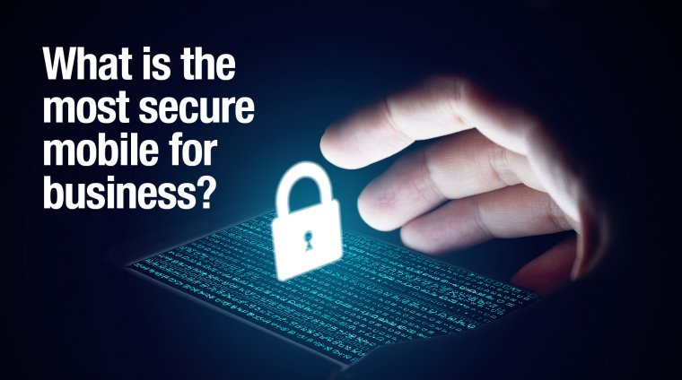 What is the most secure mobile phone